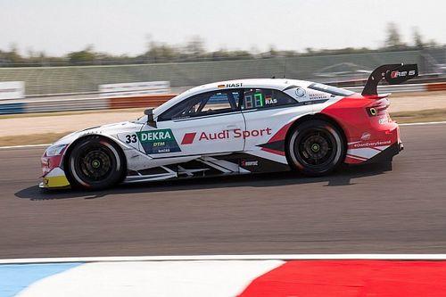 DTM Nürburgring 2019: Ergebnis, 1. Training