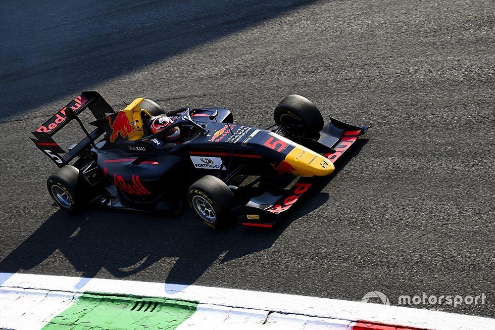 Pioggia di penalità in F3 a Monza: Lawson in pole, Nannini 2°