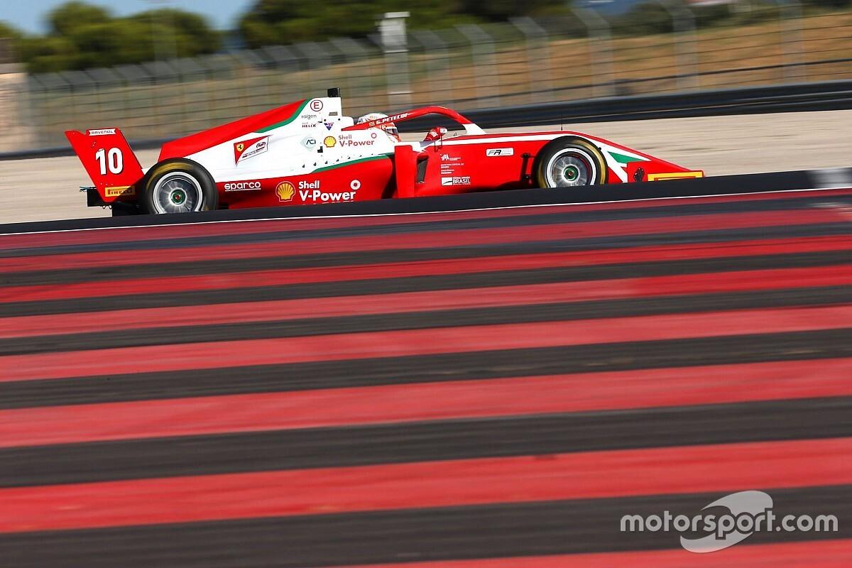 Gianluca Petecof vence em Paul Ricard e amplia liderança na Fórmula Regional Europeia