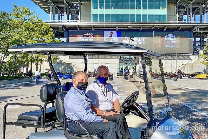 """Todt pede volta de Indianápolis à F1: """"Tem todos os ingredientes"""""""