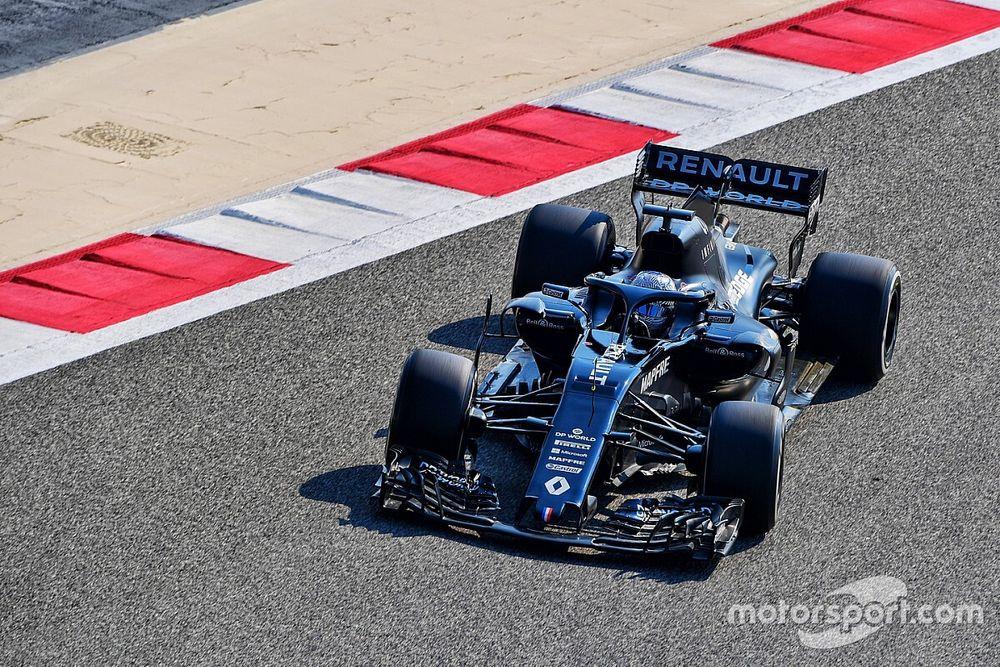 Alonso rodará con Renault en Abu Dhabi este fin de semana
