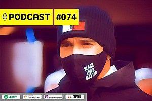 Podcast #074 - Hamilton blefa ou fala verdade ao ameaçar deixar a F1?