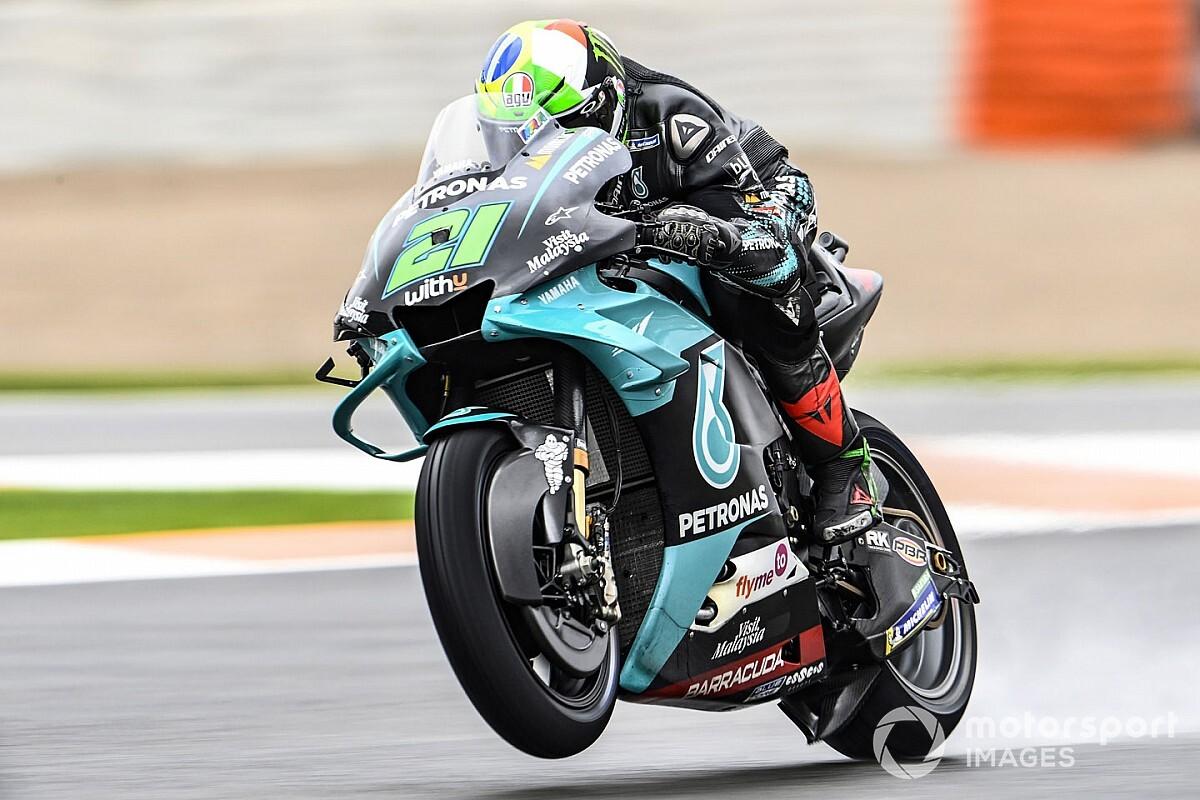 """Morbidelli: """"Il caso Yamaha? Sono concentrato sulla pista"""""""