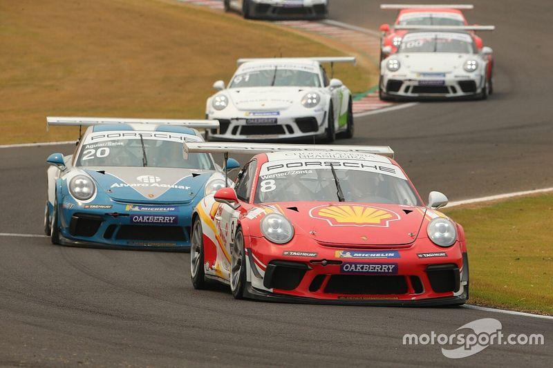 Porsche Cup: Zonta e Neugebauer lideram após etapa do Velocitta; confira tabela completa