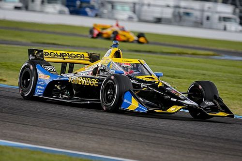 Andretti Autosport confirms Herta in #26 Gainbridge entry
