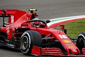 Leclerc, Schumacher'i gelecekte Ferrari'de görmek istiyor