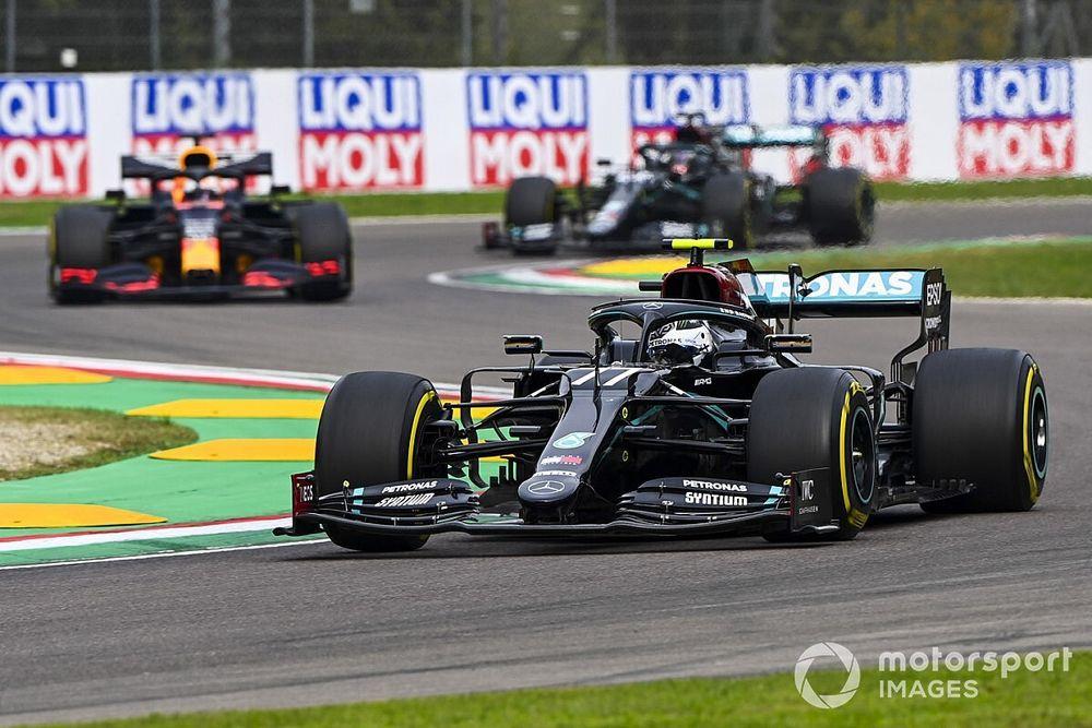 F1: Mercedes liga motor do W12 pela primeira vez; veja vídeo
