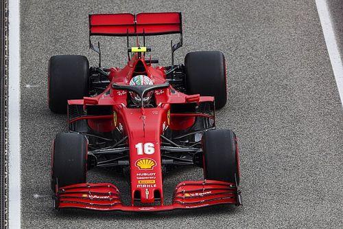 """La Scuderia Ferrari """"continue de progresser"""""""