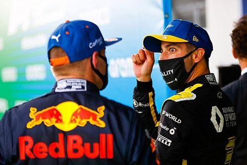 Ricciardo Klaim Diri sebagai Rekan Terbaik Verstappen
