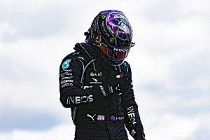 Course - Hamilton rejoint Schumacher dans l'Histoire