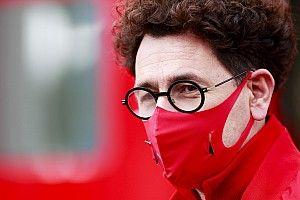 Binotto 'questioned' his role amid Ferrari struggles