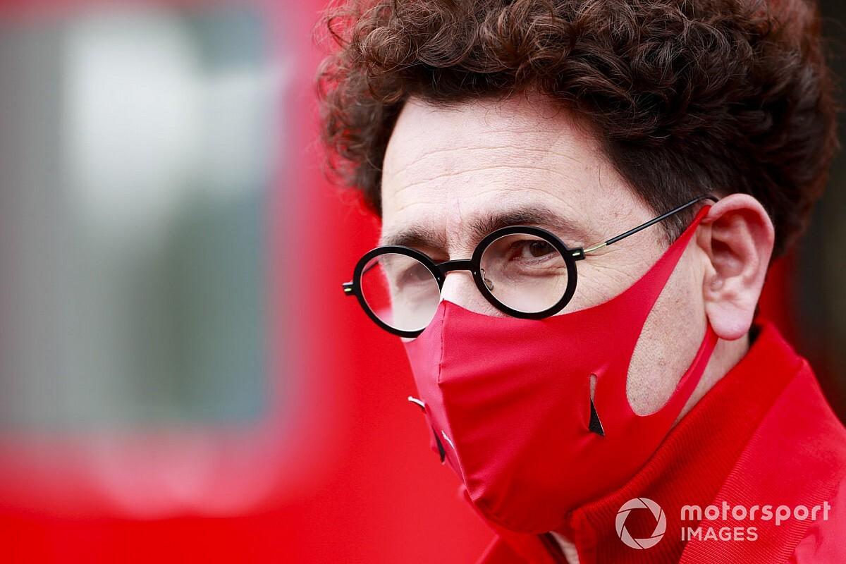 Binotto se preguntó si es la persona indicada para Ferrari