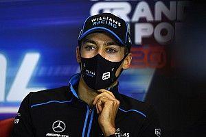 """Russell: """"Non temo di essere scaricato dalla Williams"""""""