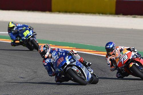 Las mejores fotos de la carrera del Gran Premio de Aragón de MotoGP