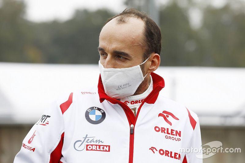 Kubica et WRT unissent leurs efforts en LMP2