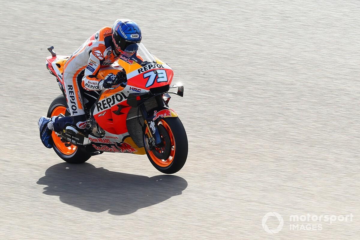 Honda: Alex Márquez ha demostrado que la moto no era tan mala
