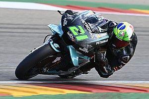 Morbidelli pide una Yamaha oficial para 2021