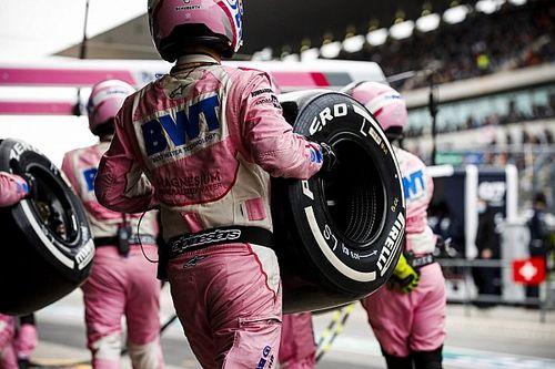 Ultim'ora: Pirelli aumenta la pressione delle gomme