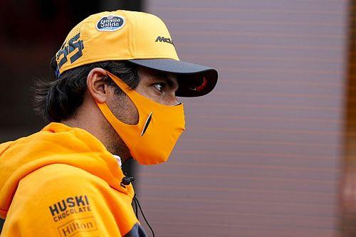 """Sainz segue """"100% confiante"""" com sua ida para a Ferrari em 2021"""