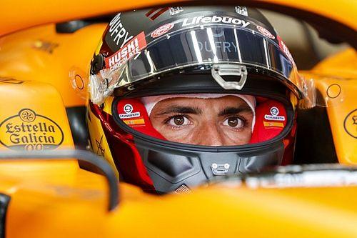 McLaren confirma el problema que impidió a Sainz correr en Spa