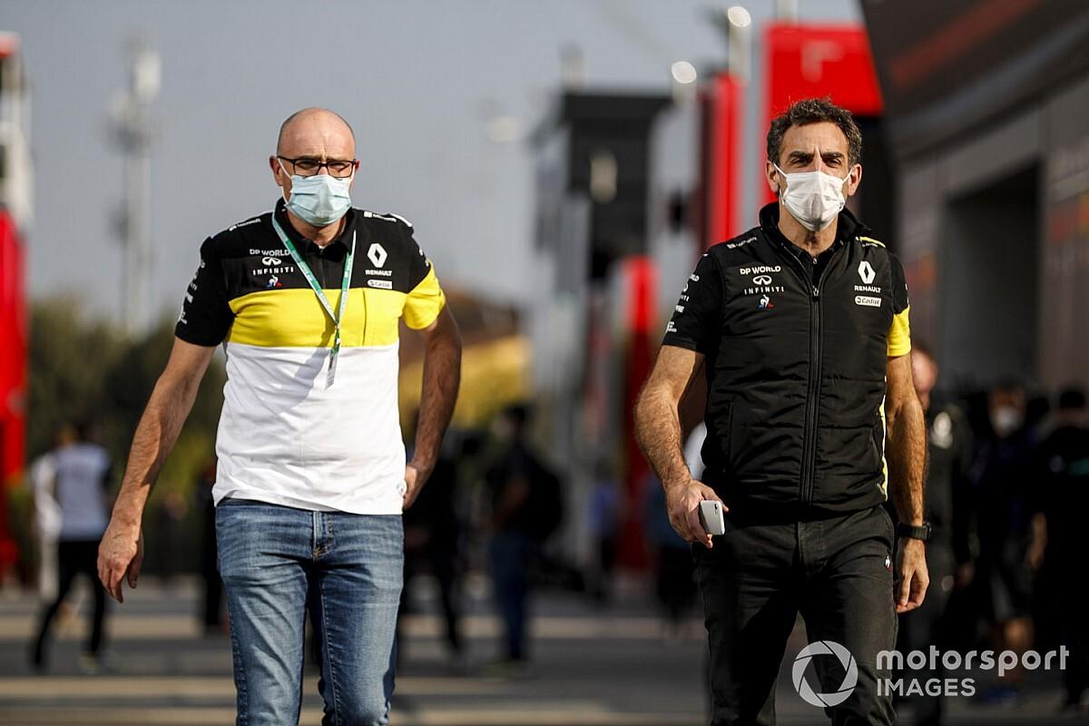 """Abiteboul: """"F1 takımları daha büyük bir amaç için """"çalışmaya zorlanmalı"""""""