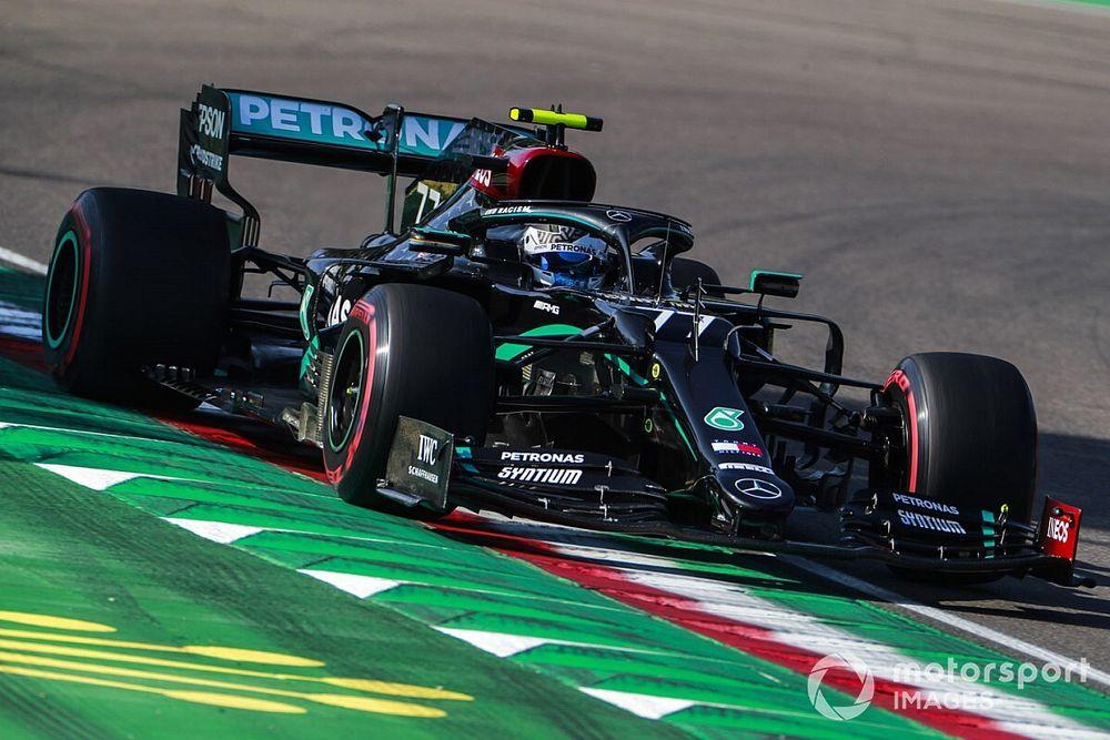 Qualifs - Bottas bat Hamilton, Gasly quatrième
