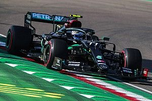 PLACAR F1:Bottas supera Hamilton mas disputa interna segue a favor do hexacampeão