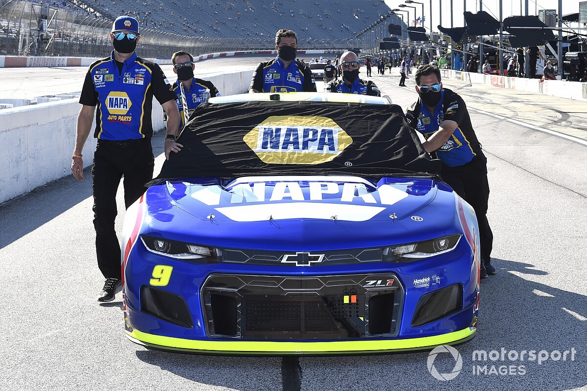 With no practice, NASCAR races are now a 'zero mistakes game'