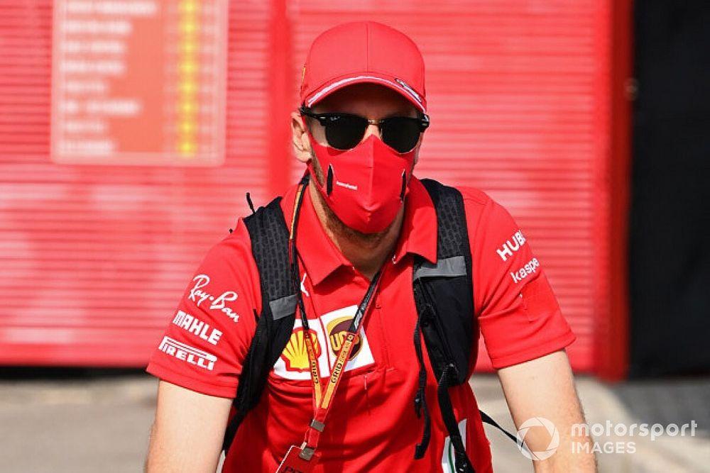 """Vettel: """"Emekliliğe çok yakındım"""""""