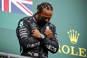 Hamilton a dos carreras del récord de Schumacher tras ganar en Bélgica