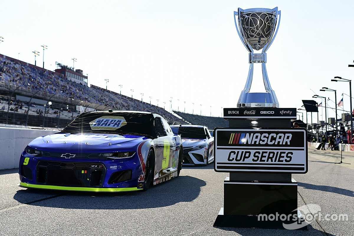Four drivers eliminated from NASCAR Cup playoffs at Bristol