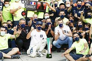 """Kvyat: """"Şans Monza'da benden yana değildi"""""""