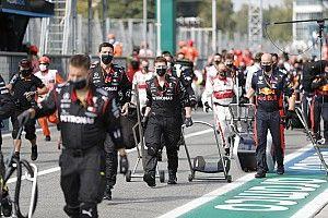 """F1车队有信心妥善应对新一轮欧洲""""封国"""""""