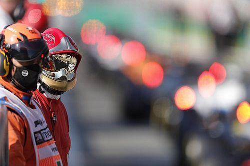 Лучшие фото Гран При Италии: воскресенье