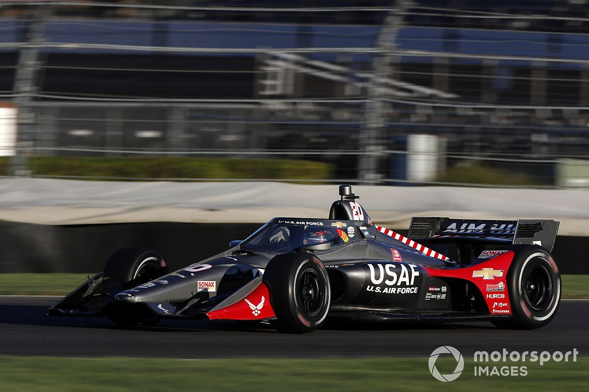 Daly, U.S. Air Force return to Ed Carpenter Racing for 2021