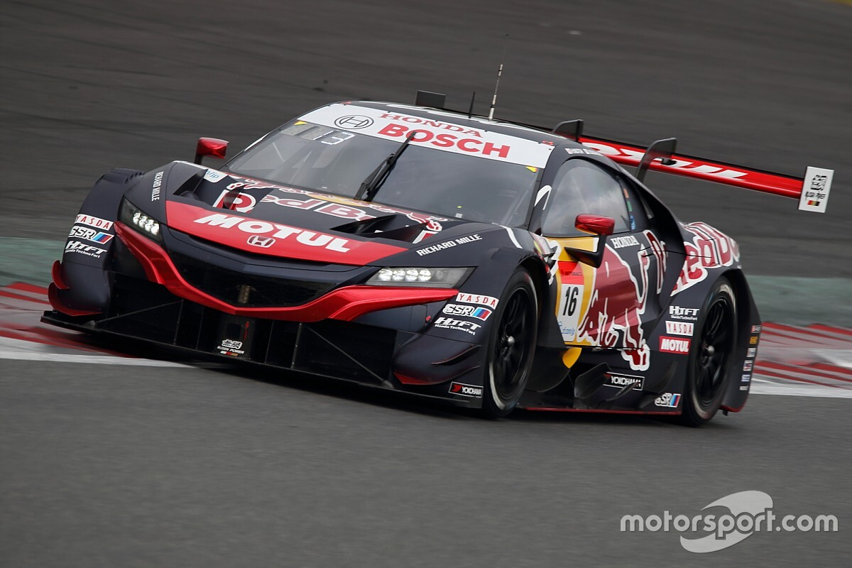 "Mugen can be ""proud"" of Super GT results in tough year"