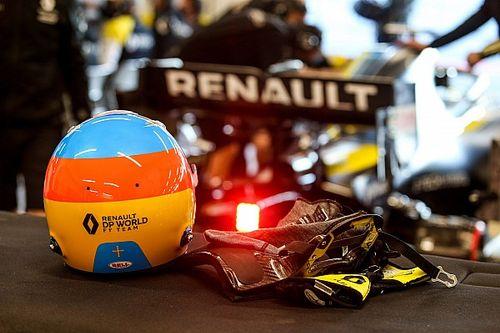 Fire-up: Zo klinkt de Renault-motor van Alpine in het F1-seizoen 2021