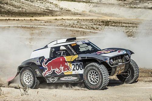 Rally Andalucía: Sainz gana la última etapa; Al Attiyah, la general