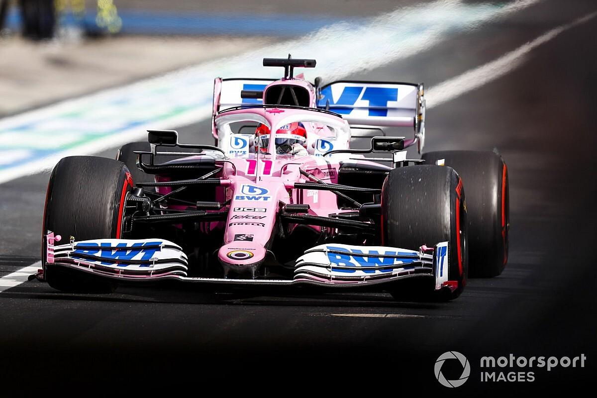 Racing Point wijkt niet en gaat verder met 'gratis' updates