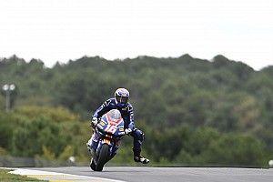 Moto2, Le Mans: Roberts in pole con record, Marini quinto