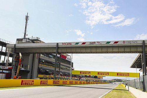"""F1: Pilotos se preparam para GP """"fisicamente exaustivo"""" em Mugello"""