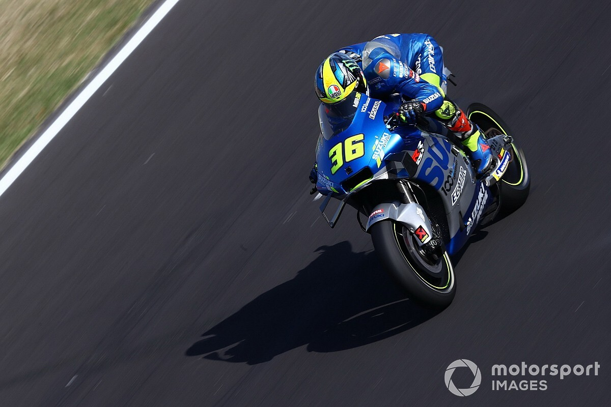 "Mir ""will never forget"" podium pass on Rossi at Misano"