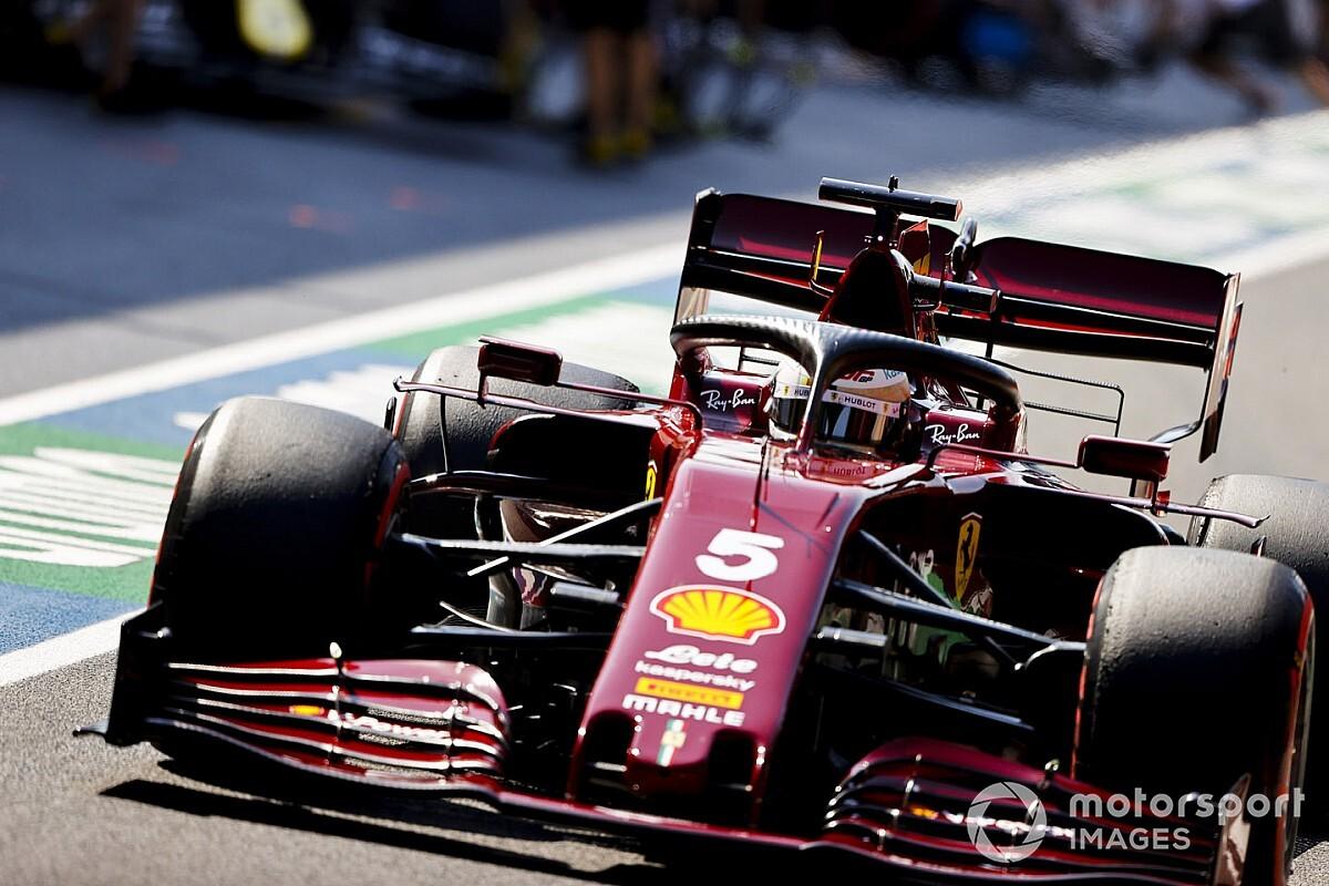 Ferrari neemt updates mee naar Grand Prix van Rusland