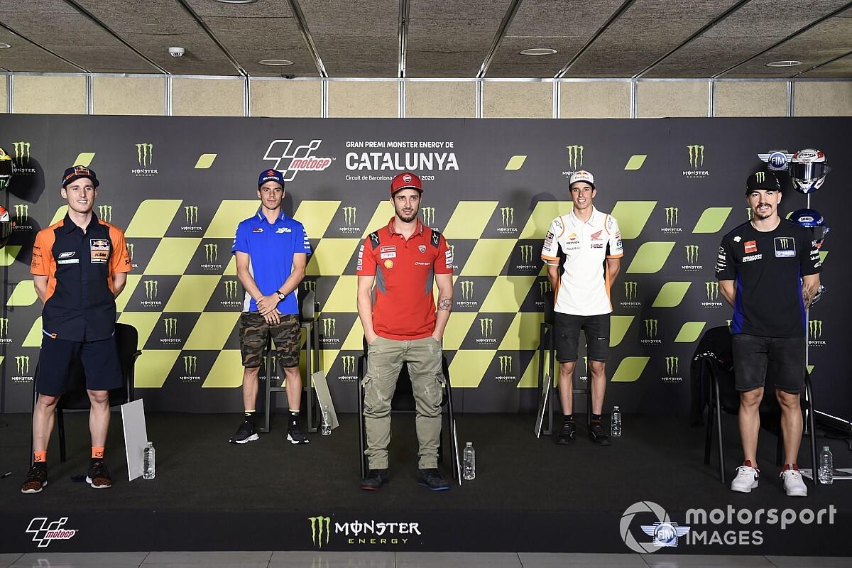 À mi-saison, le championnat MotoGP prêt à repartir (presque) à zéro