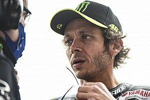 Valentino Rossi n'aime pas les trois courses consécutives