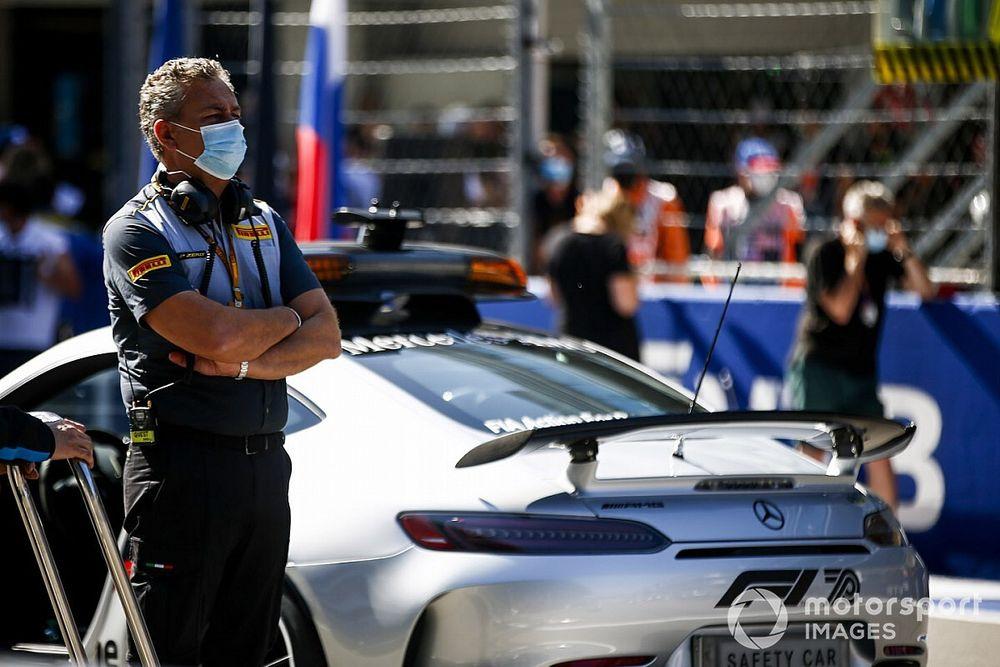 Le directeur de Pirelli F1 testé positif au COVID-19