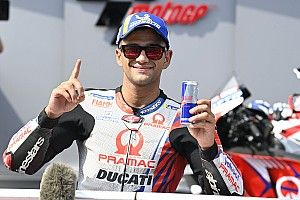 Jorge Martín est le premier surpris par sa pole au Red Bull Ring