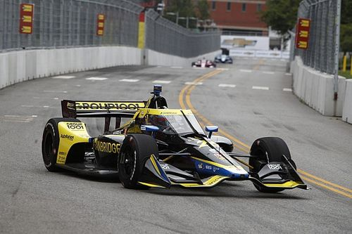 "Herta predicts ""craziest start of the year"" at Nashville IndyCar"