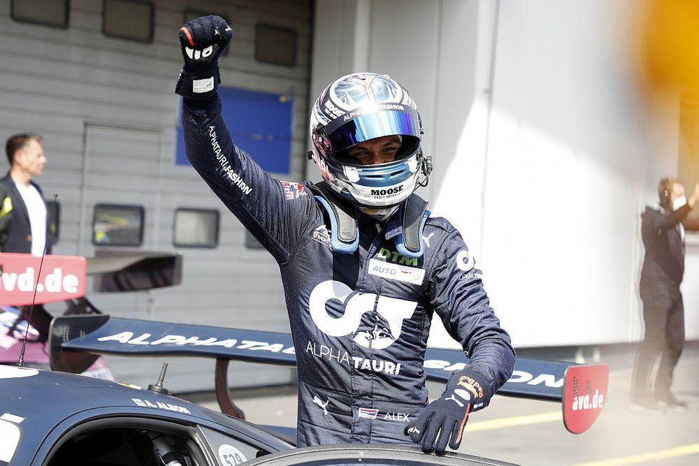 Вольф не против Элбона в Williams. Пусть только бросит Red Bull