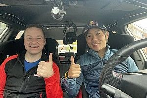 WRC, Rally Finlandia, PS1: sorpresa Katsuta, poi Neuville
